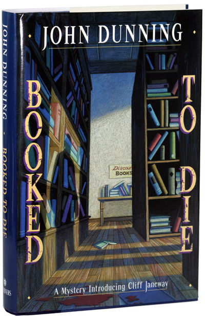 New York: Charles Scribner's Sons, 1992. Octavo, cloth-backed boards. First edition. Bibliomystery w...