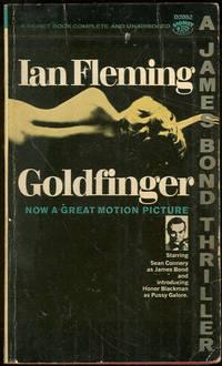 GOLDFINGER, Fleming, Ian