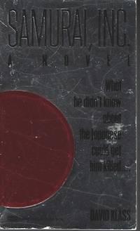 Samurai, Inc by  David Klass - Paperback - 1992-04-22 - from Vada's Book Store (SKU: 1511210037)