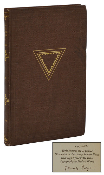 New York: Crosby Gaige, 1928. Signed Limited First Edition. Near Fine. Signed limited first edition....
