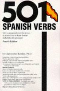 image of 501 Spanish Verbs: Fully Conjugated in All the Tenses in a New Easy-to-Learn For
