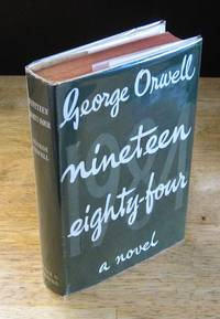 image of Nineteen Eighty-Four: A 1984 Novel  [Early U.K. Edition in Original Green Wrapper]