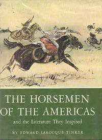 image of The Horsemen of the Americas and the Literature They Inspired