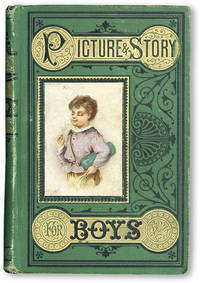 Picture & Story for Boys by  Mrs. C[aroline] E. K[elly] DAVIS - First Edition - 1878 - from Lorne Bair Rare Books and Biblio.com
