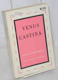 image of Venus Castina; famous female impersonators celestial and human with illustrations by Alexander King