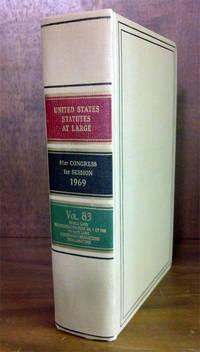 United States Statutes at Large Volume 83 (1969)