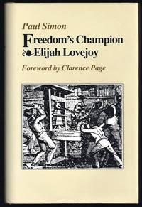 image of Freedom's Champion Elijah Lovejoy