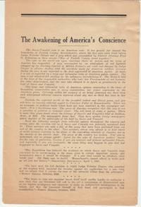 The Awakening Of America's Conscience