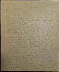 image of Autograph letter signed (ALS)