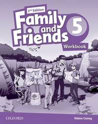 Family and Friends: Level 5: Workbook