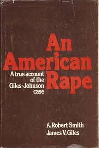 image of An American Rape: A True Account of the Giles-Johnson Case