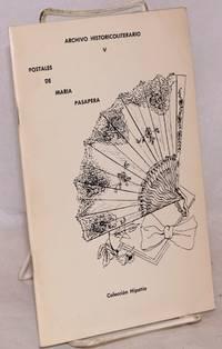 Archivo historicoliterario V, postales de Maria Pasapera
