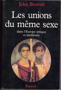 image of Les unions du même sexe dans l'Europe antique et médiévale.