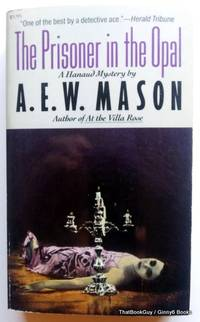The Prisoner in the Opal (A Hannaud Mystery)