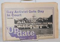 image of San Diego Update: vol. 1, #29, April 18, 1980: Gay Activist Gets Day in Court
