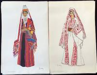 Costumes of the Holy Land by Susan Southby - 1957 - from Anne's Books (SKU: AB-038)