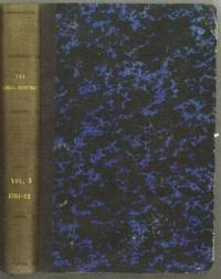 iv+380 pages with illustrations, diagrams, tables, and index. Royal octavo (9 3/4