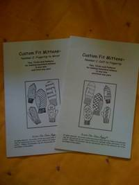 The Fiber Gypsy - Custom Fit Mittens (Two Pattern Booklets)