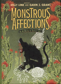 image of Monstrous Affections: An Anthology of Beastly Tales