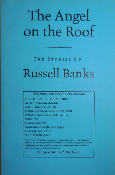 New York: HarperCollins, 2000. First edition. Paperback. Fine. Thick trade paperbound book. 508 pp. ...