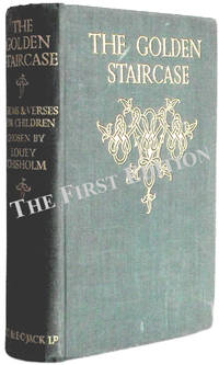 The Golden Staircase by Louey Chisholm - Hardcover - 1928 - from The First Edition and Biblio.com