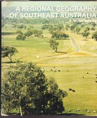 image of A Regional Geography of Southeast Australia