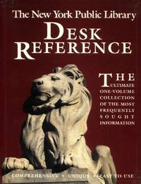 image of The New York Public Library Desk Reference