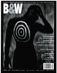 image of BLACK & WHITE MAGAZINE: WHITMORE, SEXTON, BRUN, SPADA