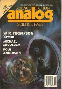ANALOG Science Fiction/ Science Fact: Mid-December, Mid-Dec. 1989