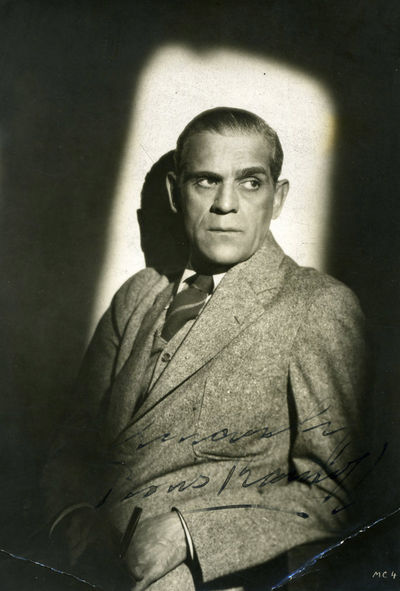 Actor and star of such films as