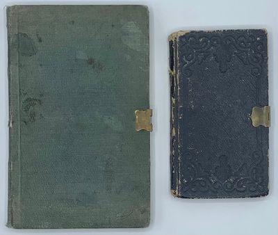 [Two Manuscript Journals]....