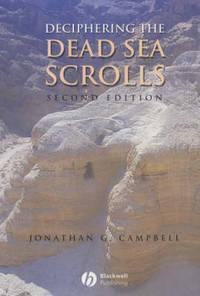 Deciphering the Dead Sea Scrolls