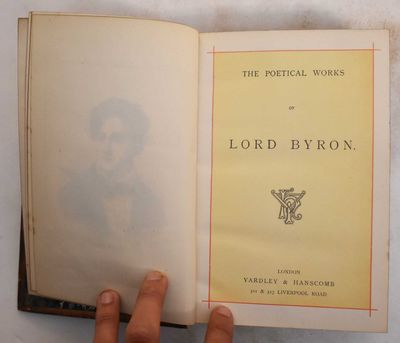 London: Thomas Yardley, 1860. Hardcover. VG, joints starting, board edges and corners worn, owner's ...