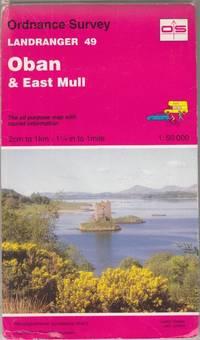 Oban and East Mull (Landranger Maps)