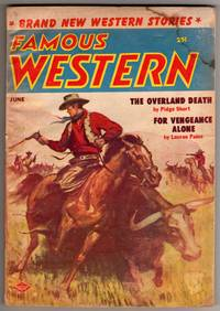 image of Famous Western - June 1956 - Volume 17 Number 3