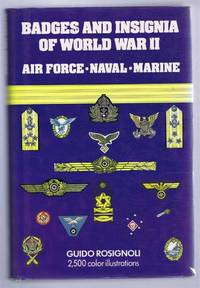 Badges and Insignia of World War II: Air Force: Naval: Marine