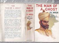 The Man of a Ghost ---by P C Wren (aka: The Spur of Pride )( Indian Lancer Cover Art )