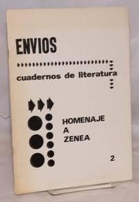 Envios: cuadernos de literatura, ano 1, no. 2. Octubre-noviembre-diciembre de 1971