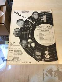 image of Play or Sing with the Dixieland All Stars Record. Book 1