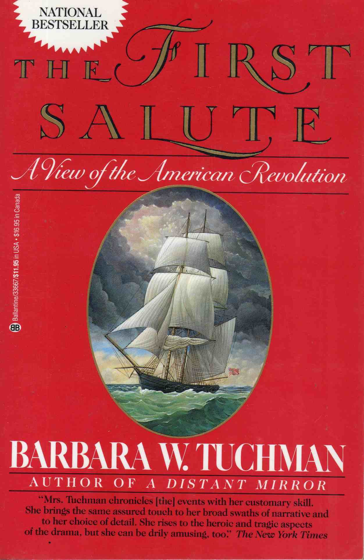 the first salute book review