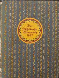 Der Düsseldorfer Almanach 1927.