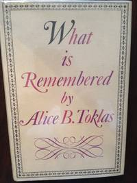What Is Remembered
