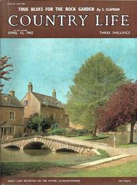 image of Country Life Magazine 1965 April 15