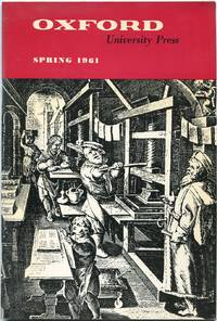 Oxford University Press: Spring 1961