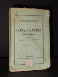 Guide Elementaire de la Conversation Francais-Basque (Labourdin)
