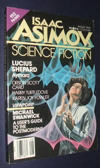 image of Isaac Asimov's Science Fiction August 1986