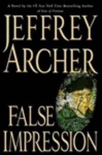image of Archer, Jeffrey | False Impression | Signed First Edition Copy