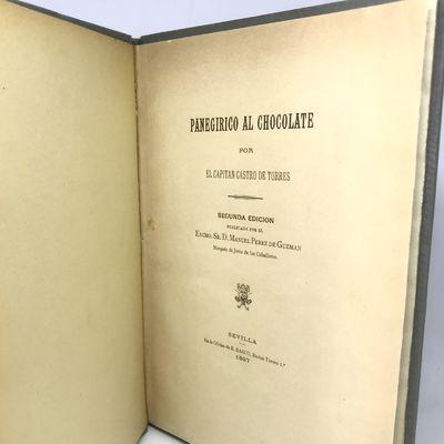Sevilla, Spain: En la Oficina de E. Rasco, 1887. Second Edition. Hardcover. Gray cloth covered board...