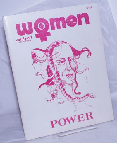 Baltimore: Women, a Journal of Liberation, 1979. Magazine. 64p., 8.5x11 inches, photos, art, essays,...