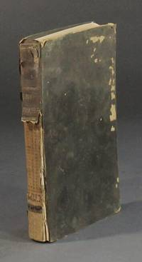 image of Brown's abridged journal, containing a brief account of the life, trials and travels of Geo. S. Brown, six years a missionary in Liberia, West Africa